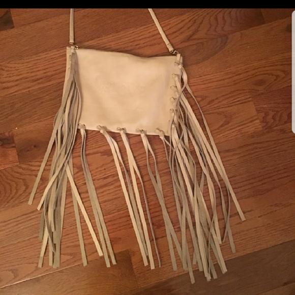 B-Low the Belt Handbags - Flash Sale! B-Low the Belt Fringe cross body bag
